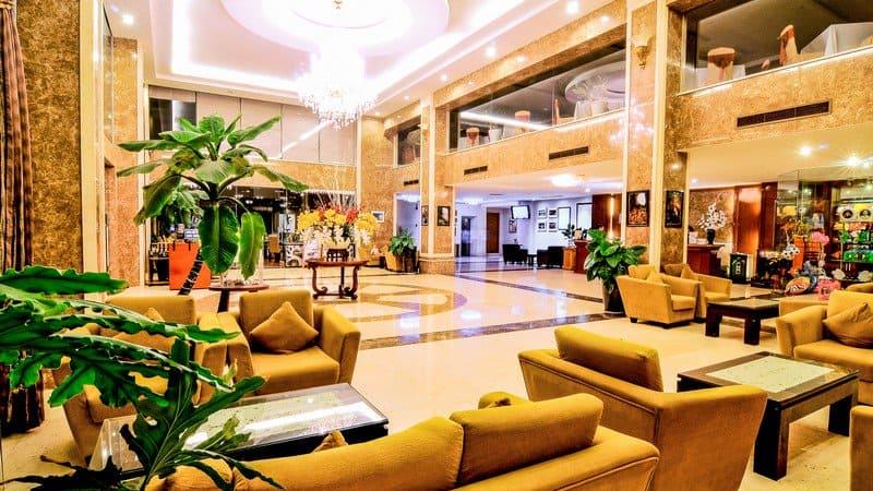 Bên trong khách sạn Mường Thanh Vũng Tàu