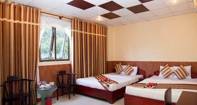 Phòng nghỉ khách sạn theo từng tiêu chuẩn