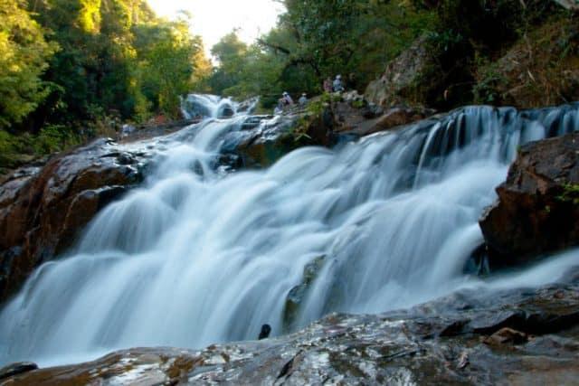 Thác Datanla - địa điểm du lịch Đà Lạt