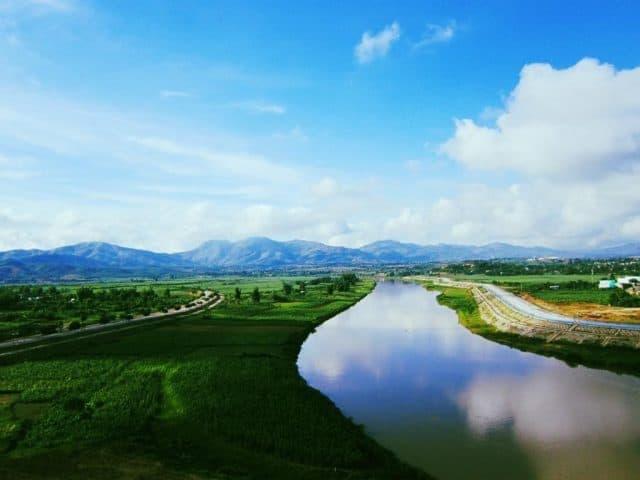 Sông Đăk Bla (Ảnh sưu tầm)