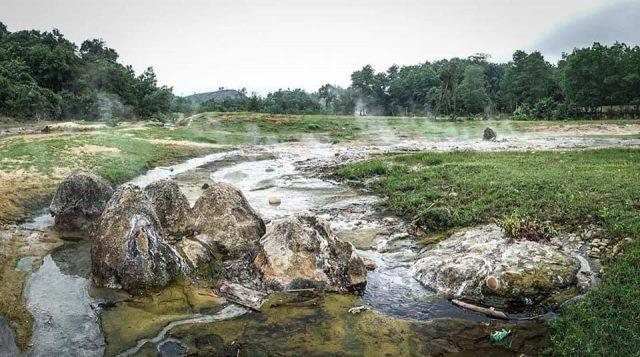Suối Bang Quảng Bình