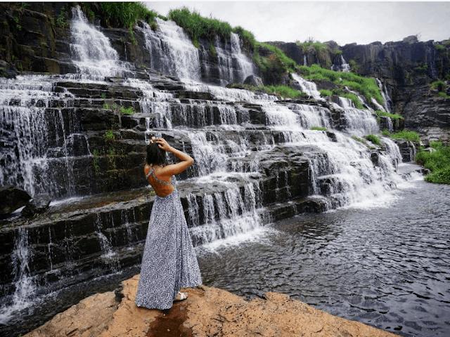 Thác Ponguor - địa điểm du lịch Đà Lạt
