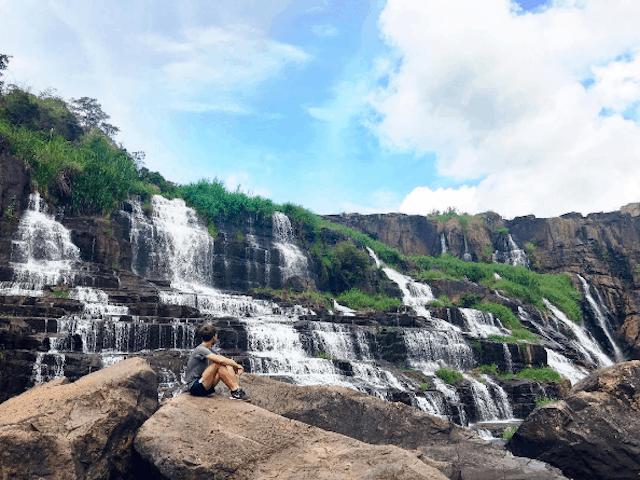 Thác Ponguor - địa điểm du lịch Đà Lạt 04
