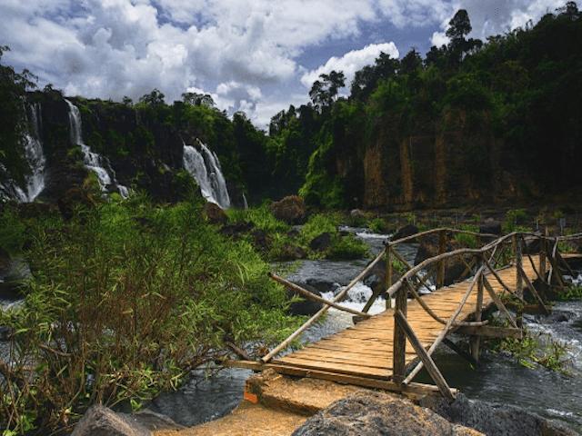 Thác Ponguor - địa điểm du lịch Đà Lạt 02