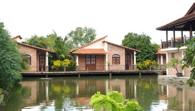 Vẻ đẹp tự nhiên, yên bình của Villa H2O thu hút khách du lịch