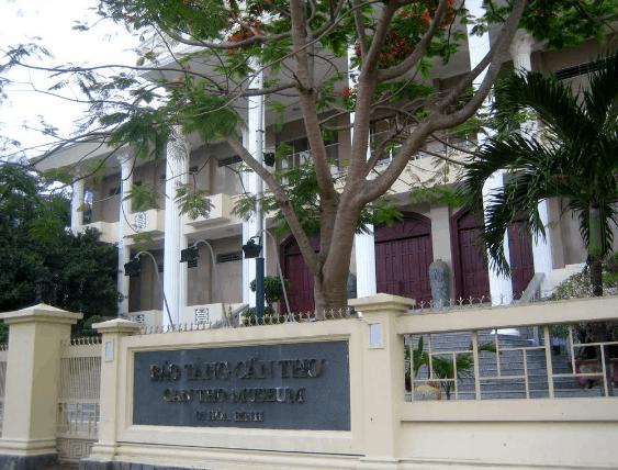 Bảo tàng Cần Thơ (Ảnh ST)