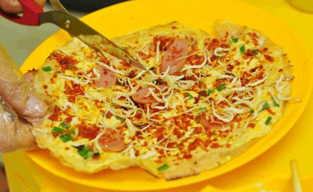 Bánh tráng nướng (Ảnh ST)