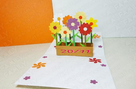 Thiệp handmade (Ảnh ST)