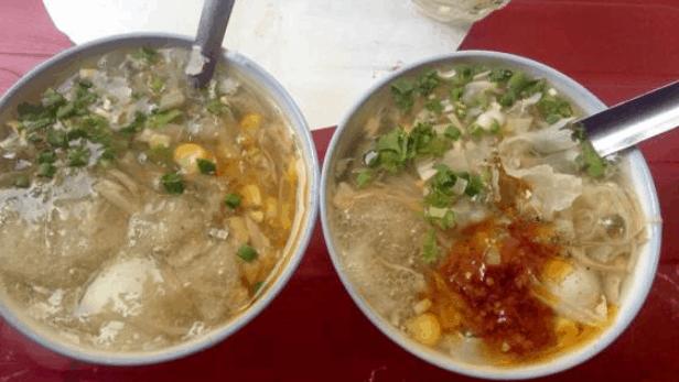 Súp cua Trần Doãn Khanh (Ảnh ST)