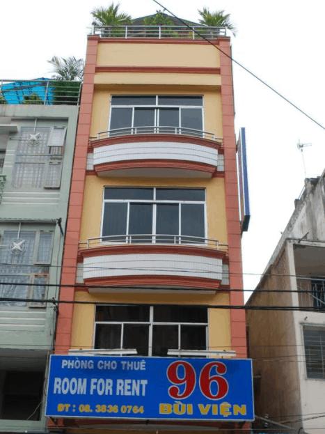 Nhà nghỉ 96 Guesthouse