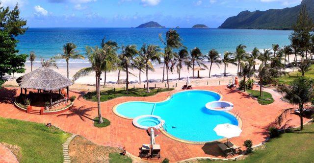 Toàn cảnh Côn Đảo Resort