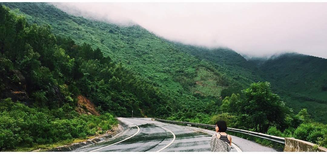 Đèo ngang Quảng Bình