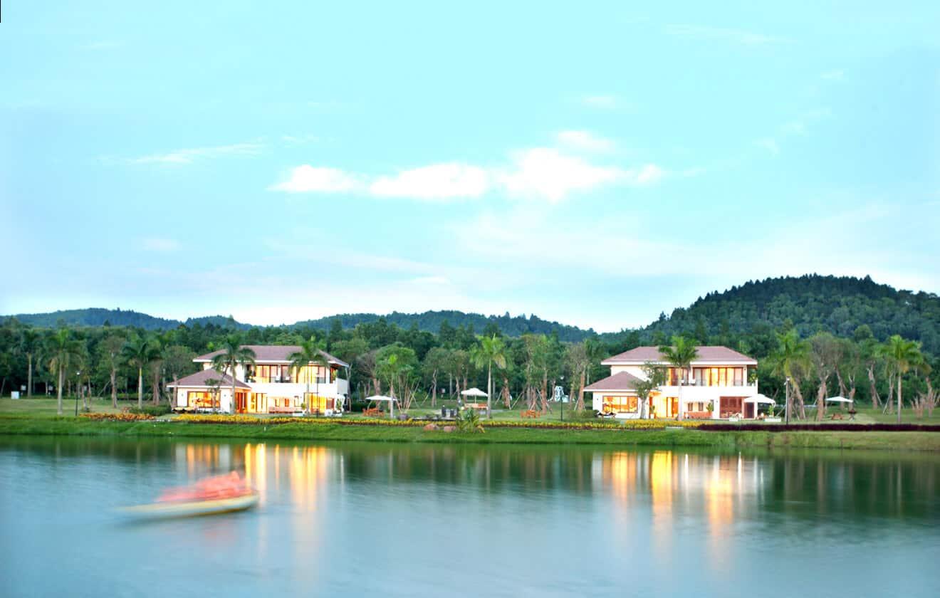 Hồ Đại Lải - địa điểm du lịch Vĩnh Phúc được nhiều người yêu thích