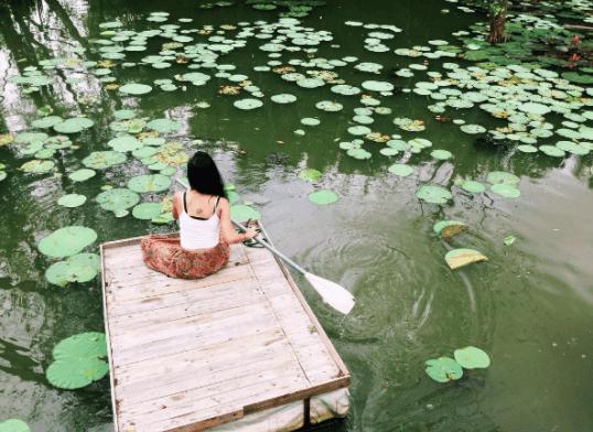 Hòa mình vào với thiên nhiên xanh mát