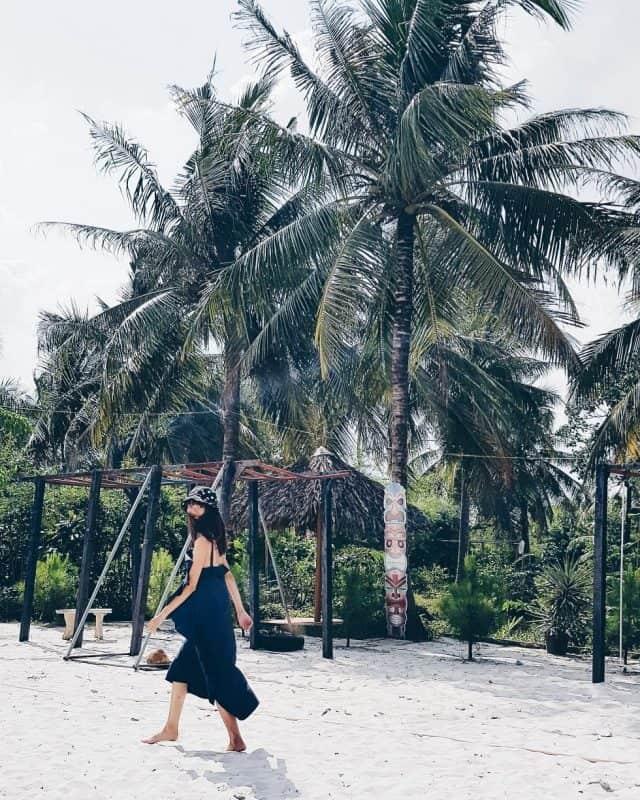Du lịch sinh thái tre việt Đồng Nai (Ảnh: @bunjap)