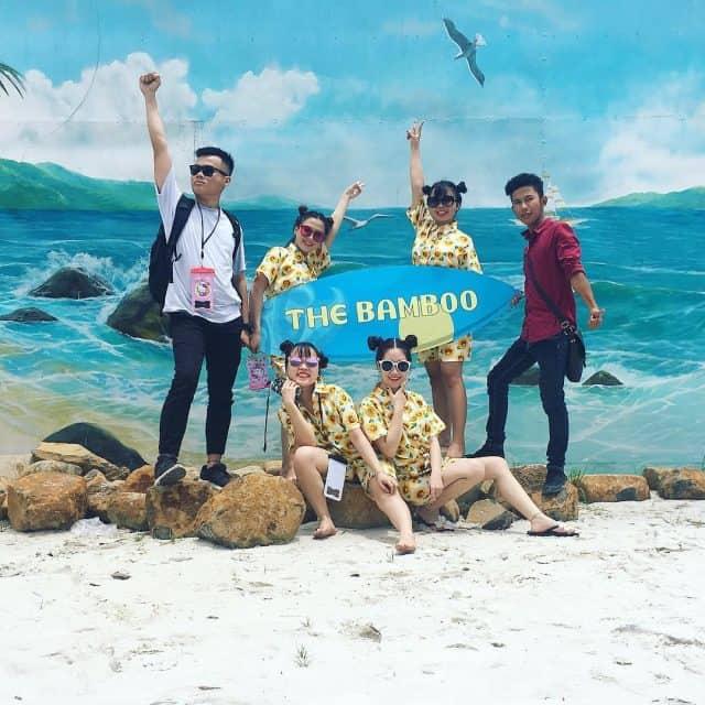 Địa điểm làng du lịch tre việt Đồng Nai(Ảnh: @anhhbe25.8)