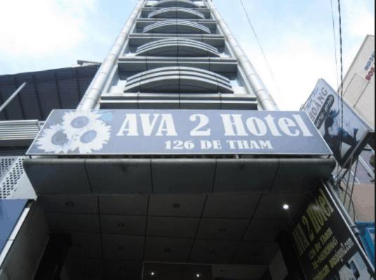 Hình ảnh nhà nghỉ Ava 2 Sài Gòn