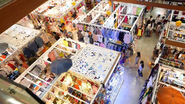 """Bên trong """"thiên đường mua sắm"""" Sài Gòn Square"""