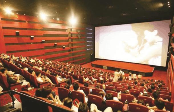 Xem phim ở rạp giúp bạn thưởng thức trọn vẹn bộ phim