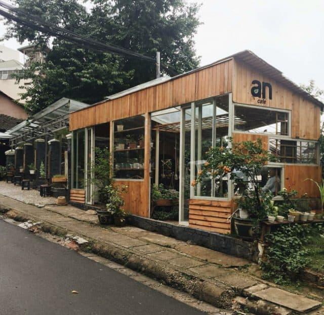 An cafe đẹp ở Đà Lạt