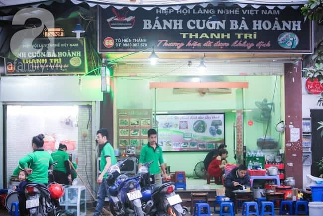 Banh cuon Thanh Tri