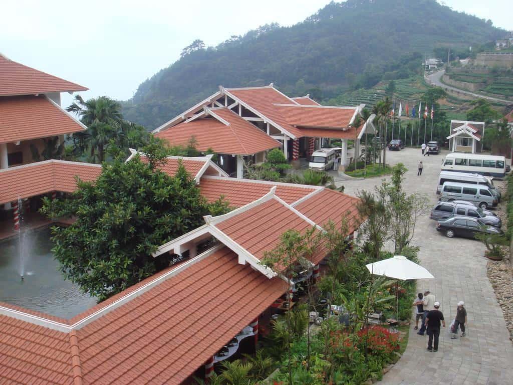 Khu nghỉ dưỡng lý tưởng ở Tam Đảo