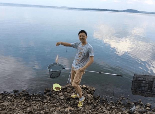 Câu cá trên đảo Ó