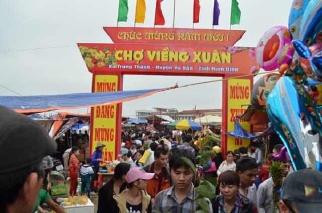 Chợ Viềng Nam định ở Huyện Nào: Khám Phá 12 Lễ Hội ở Miền Bắc được Mong Chờ Nhất