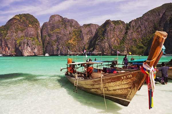 Tiết Lộ Top 5 Địa Điểm Đẹp Nhất Thái Lan Đáng Du Lịch