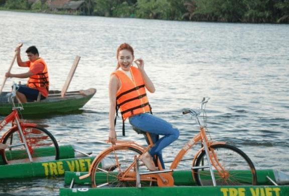 Làng tre Việt - Địa điểm vui chơi lý tưởng