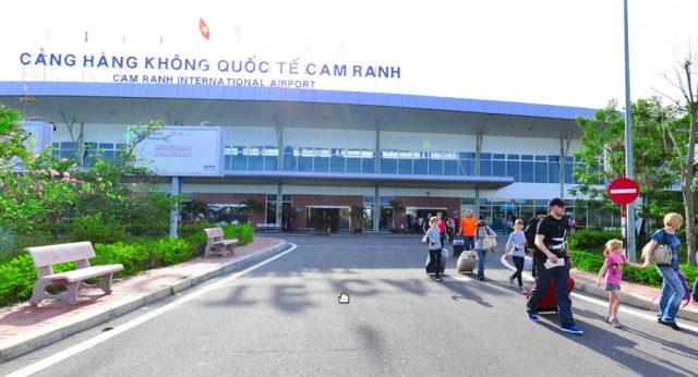 Sân bay Cam Ranh ngày nay (Ảnh ST)