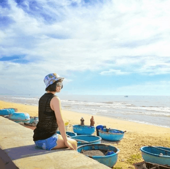 Check-in tại Bãi Ngự - Phú Quốc