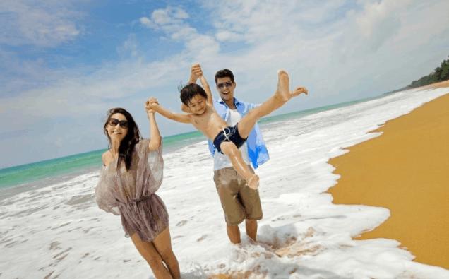 Cùng gia đình vui vẻ tại đảo ngọc Phú Quốc
