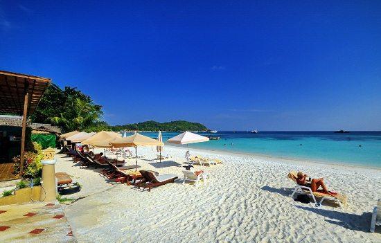 Bãi biển rất nổi tiếng ở Pattaya (Ảnh ST)