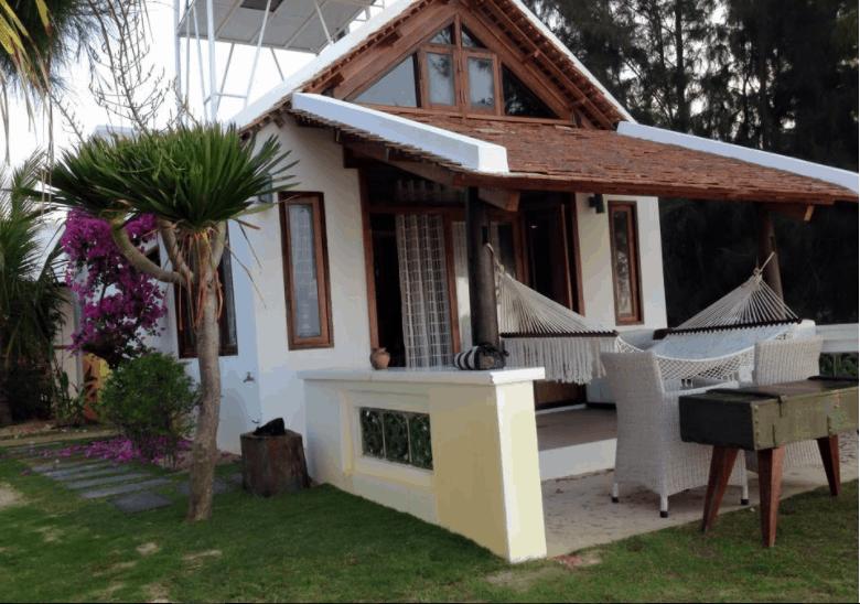 Bungalow duy nhất của Coco Beach Camp Bình Thuận