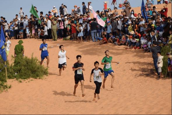 Cuộc thi vượt đồi cát