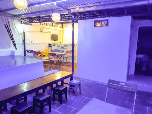 Backpack Abode Hostel (Ảnh ST)