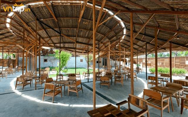 Kin cafe với không gian kiến trúc độc đáo (Ảnh: Sưu tầm)