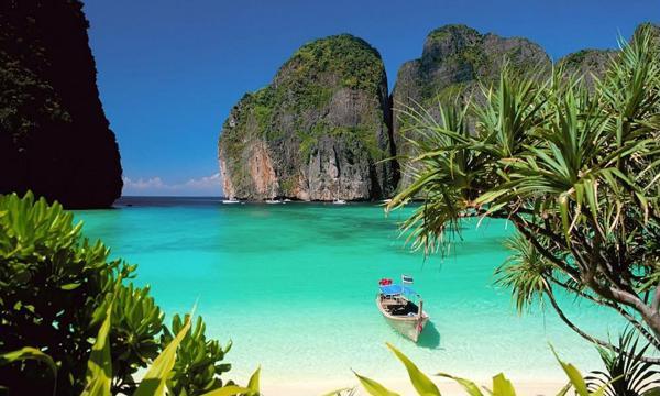 Vịnh Naklua nổi tiếng ở Pattaya (Ảnh ST)