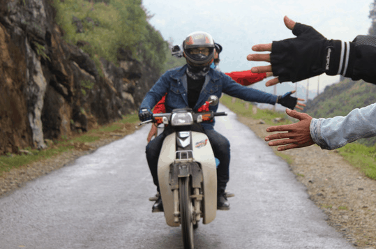 Phượt An Giang bằng xe máy