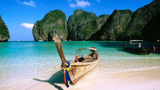 Đảo san hô thơ mộng ở Pattaya (Ảnh ST)