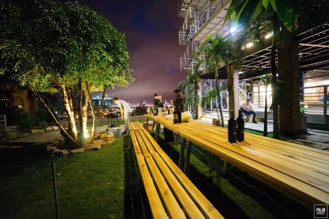 Palm Hostel & Coffee (Ảnh ST)
