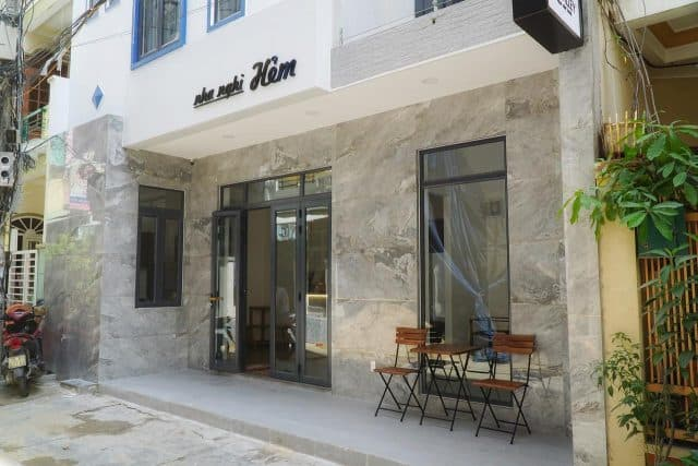 The Alley Hostel (Ảnh ST)