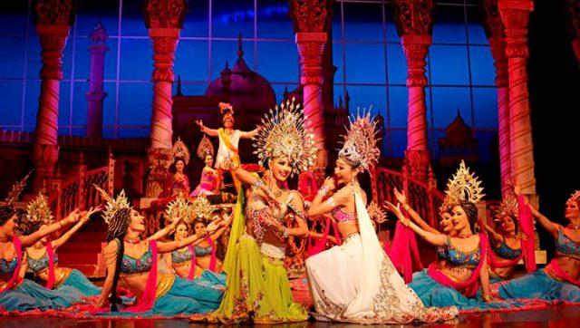 Show Tiffany hấp dẫn tại Pattaya (Ảnh ST)