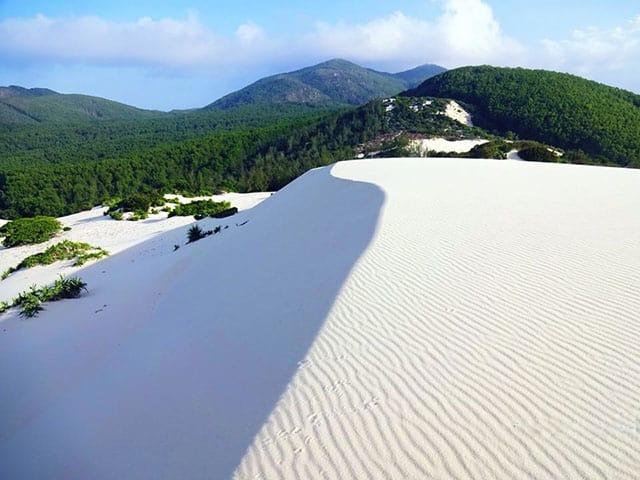 Đồi cát Từ Nham (Ảnh ST)