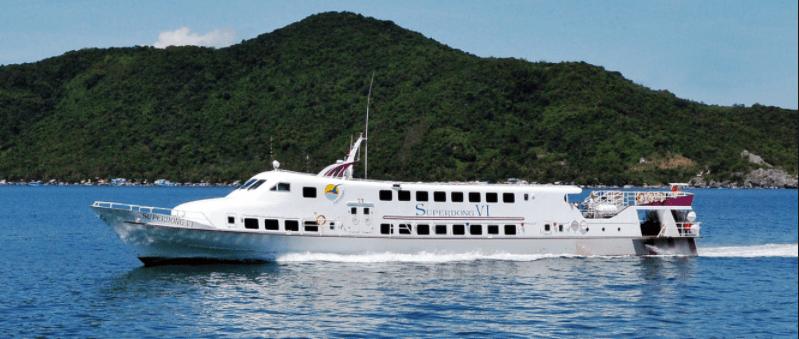 Hình ảnh tàu Superdong VI - Rạch Giá