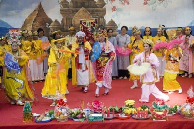 Lễ hội được tổ chức hàng năm vào tháng 3 Âm lịch (Ảnh ST)