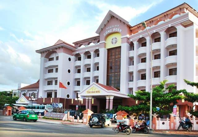 Khách sạn Công Đoàn Phú Yên (Ảnh ST)