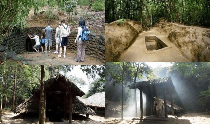 kinh nghiệm du lịch địa đạo củ chi