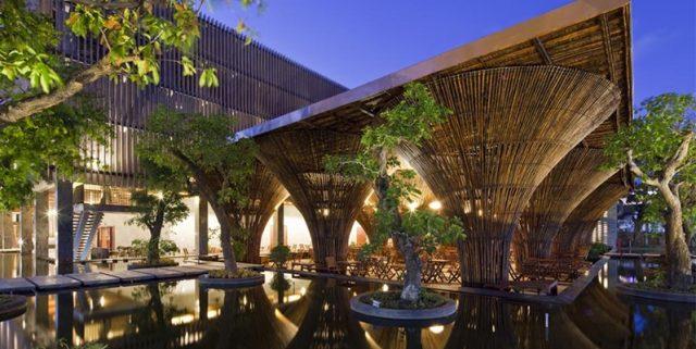 Đông Dương là một trong những khách sạn 3 sao ở Kon Tum (Ảnh ST)